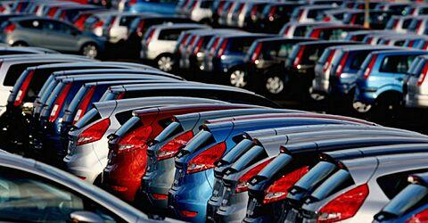 Регистрация новых авто возросла